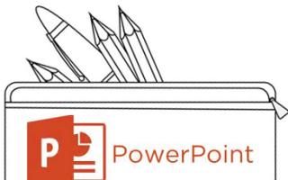 Как сделать надпись на фото в powerpoint?