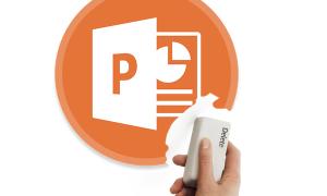 Как фон картинки сделать прозрачным в powerpoint?