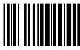 Как сделать штрих код в word?
