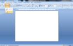 Как сделать верстку страниц для блокнота в word?
